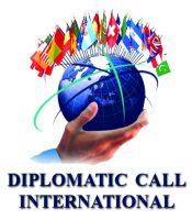 Logo Diplomatic Call International